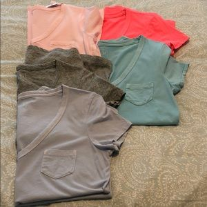 GAP T-shirt's Size Small - 5 Colors